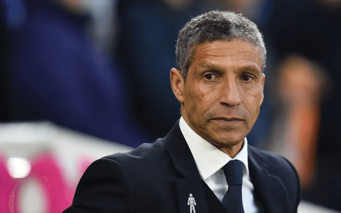 Brighton replace Chris Hughton with Graham Potter as manager