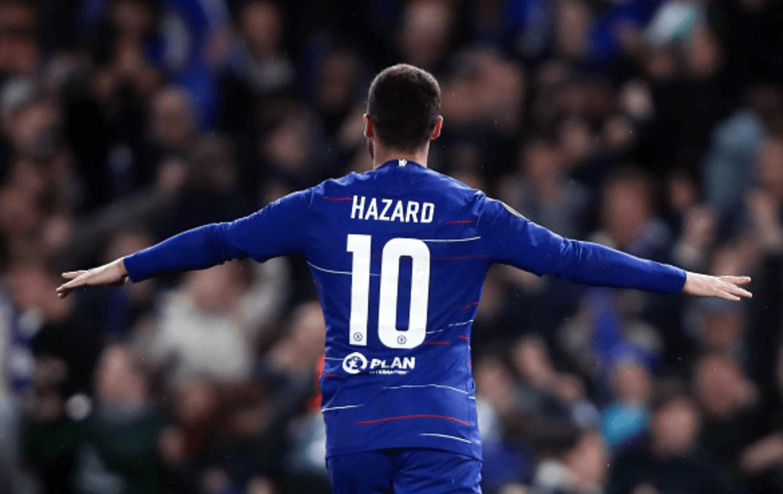Real Madrid's pursuit of £130m Eden Hazard intensifies