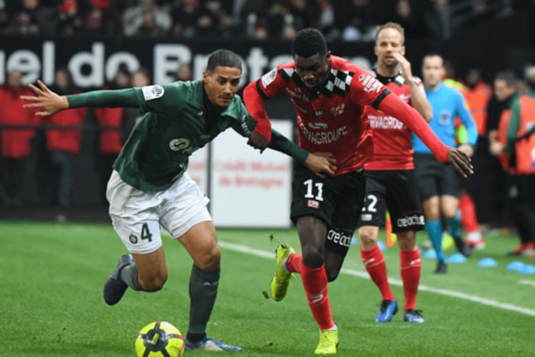 William Saliba: the teenager caught in a North London tug-of-war