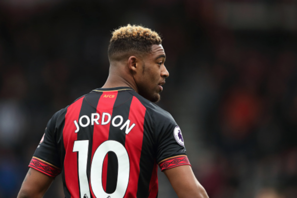 Jordon Ibe: Bournemouth winger attracting interest from Celtic