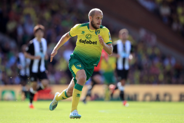 Teemu Pukki: Norwich City's talisman who is lighting up the Premier League