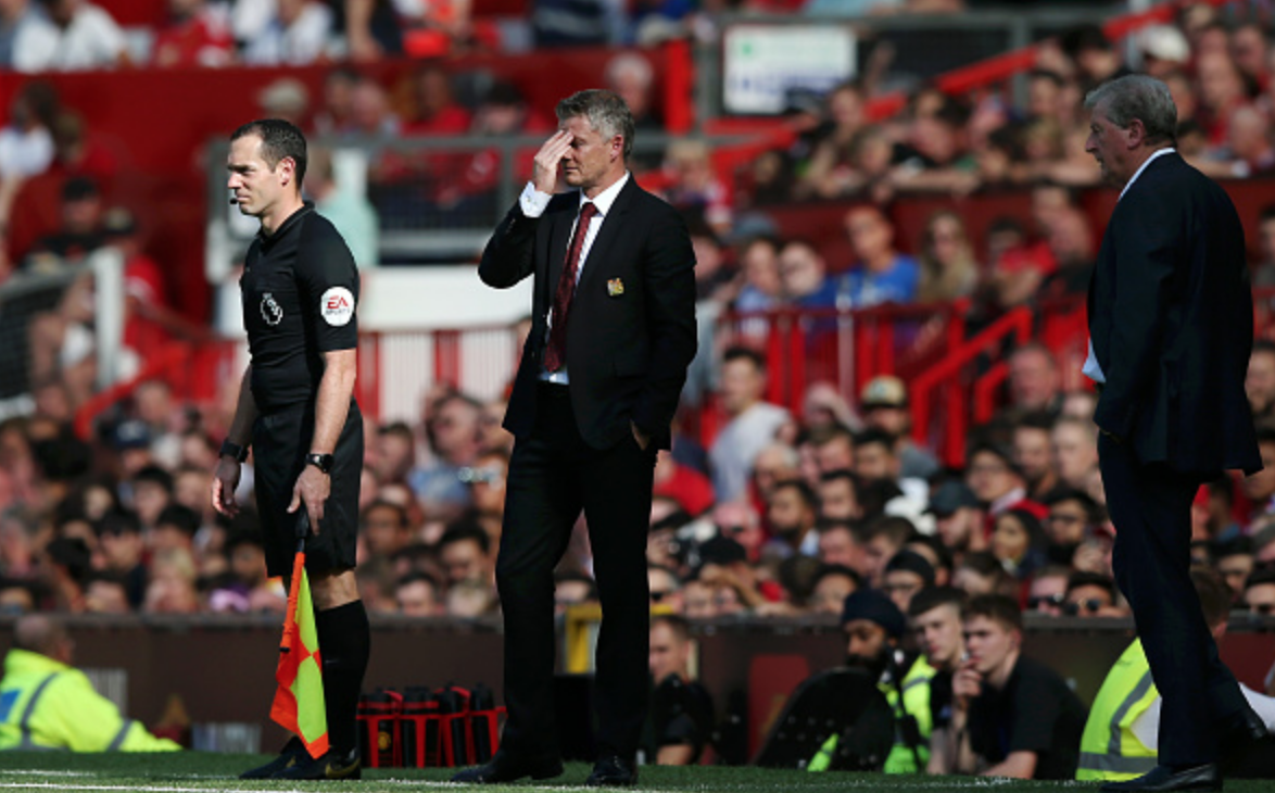 The Red Devil's fall from grace: Early season blips or deeper rooted problems?