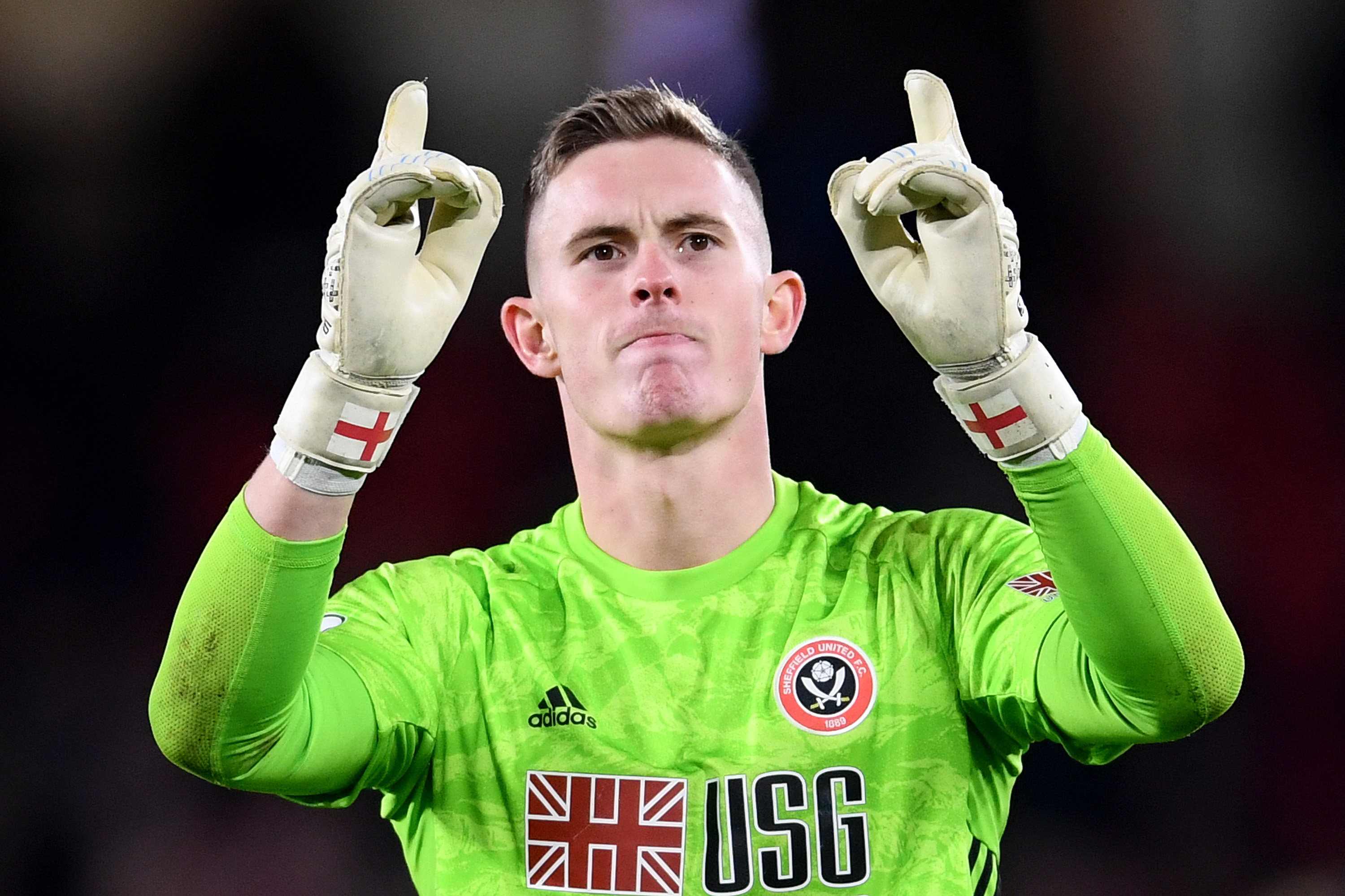 Dean Henderson: the Blade who is cutting through the English top-flight