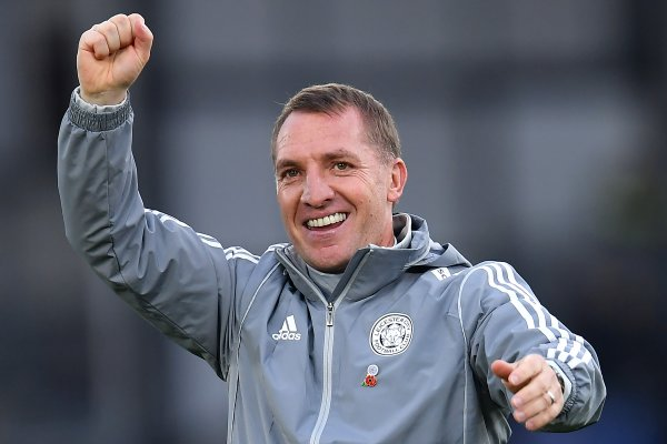 Brendan Rodgers: the orchestrator of Leicester City's top-four push