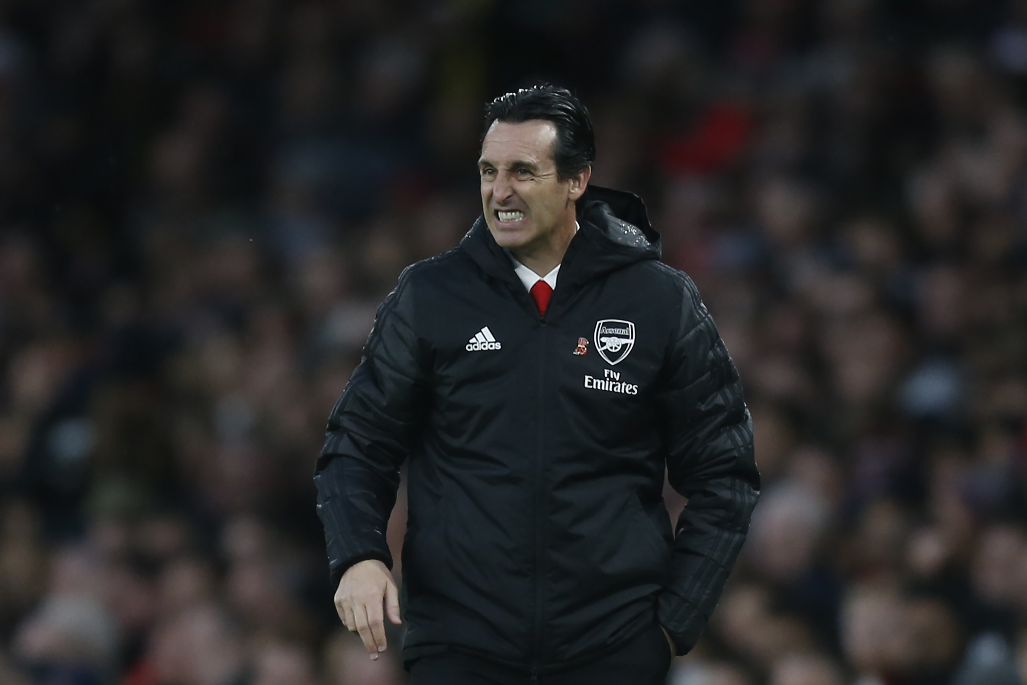 Work in progress or failing plan? Emery's problems mount at Arsenal