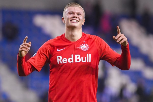 Manchester United set to make their move for Erling Haaland