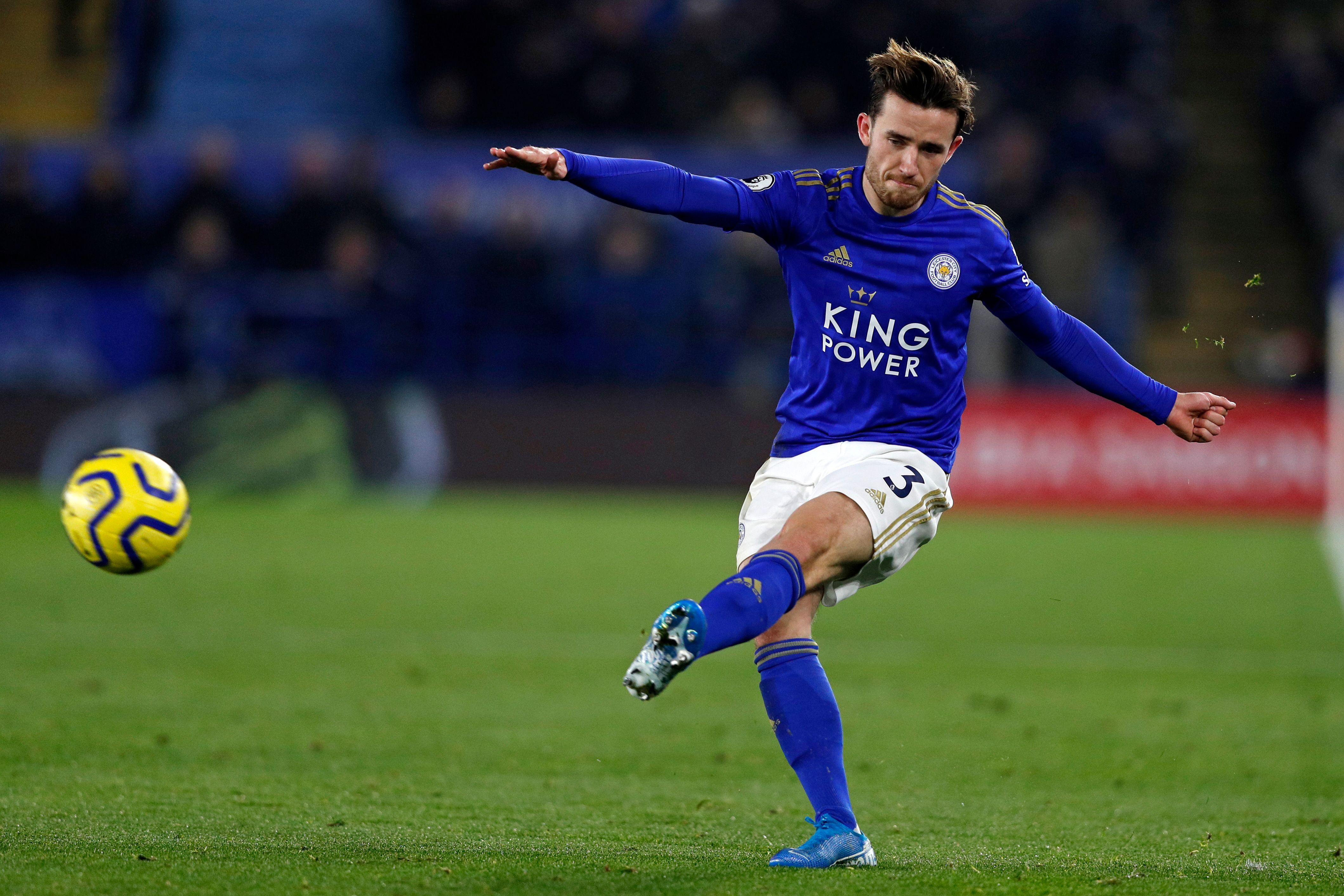 Chelsea linked with Leicester City's Ben Chilwell