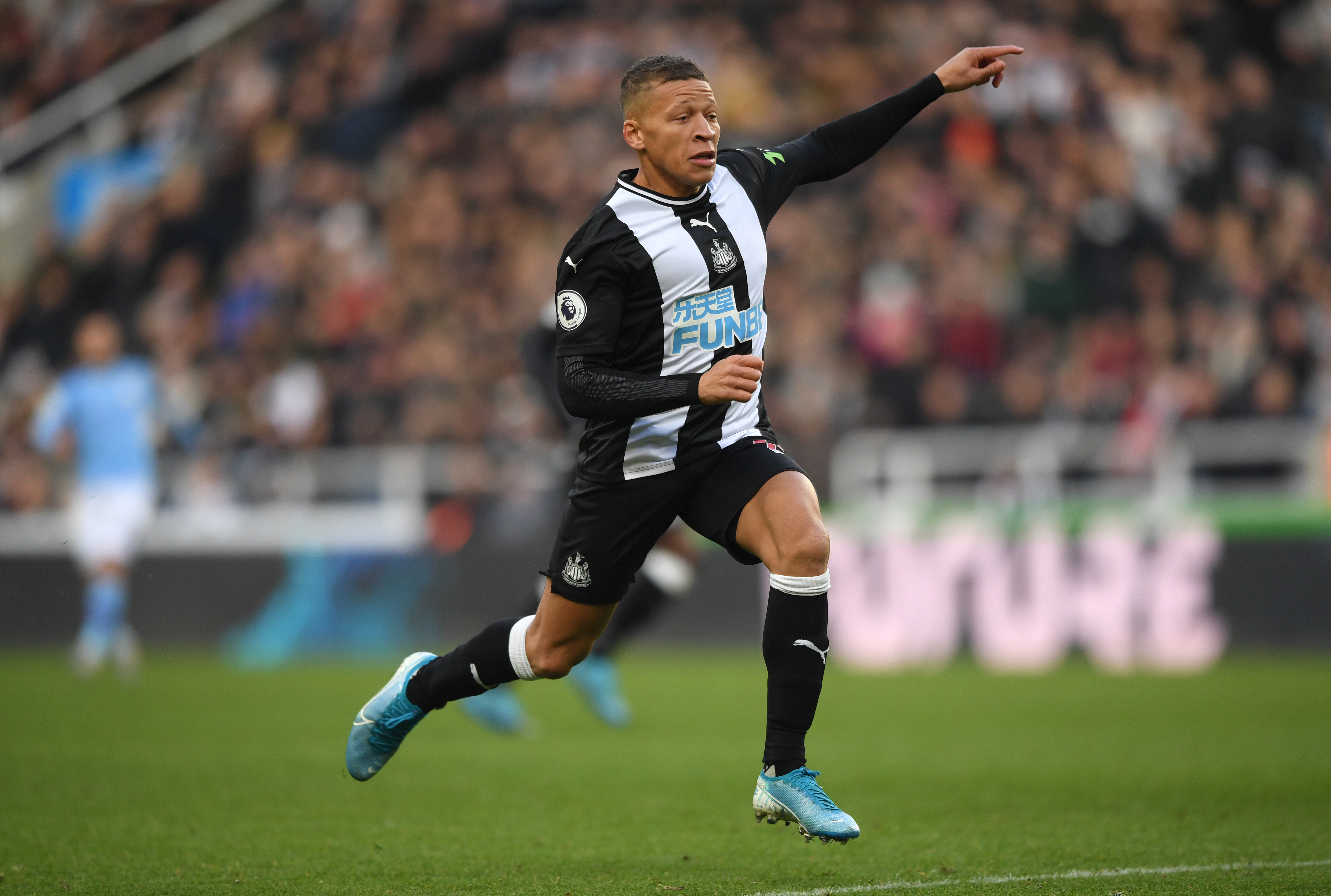 Leeds United set to move for Dwight Gayle