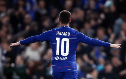Real Madrid's pursuit of £130m Eden Hazard intensifies